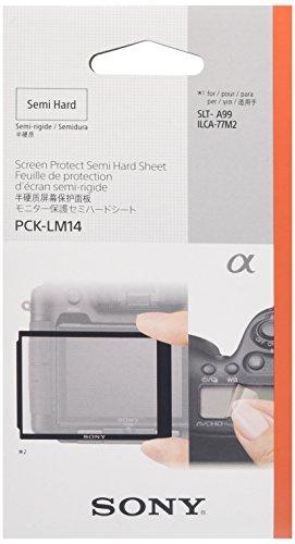 Sony PCK-LM14LCD-Displayschutzfolie für SLT-A99V-Kamera