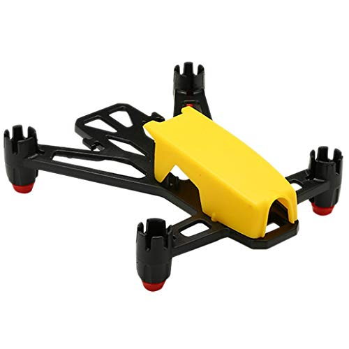 HUANRUOBAIHUO Caméra Drone Accessoires Mini FPV Kit Cadre Support Moteur for 8520 Q100 100mm DIY RC Quadcopter Drone Z10 Quadrocopter Zubehör (Color : YE)