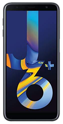 Samsung Galaxy J6 Plus Smartphone débloqué 4G (Ecran: 6 Pouces - 32 Go - Double Nano-SIM - Android) Noir