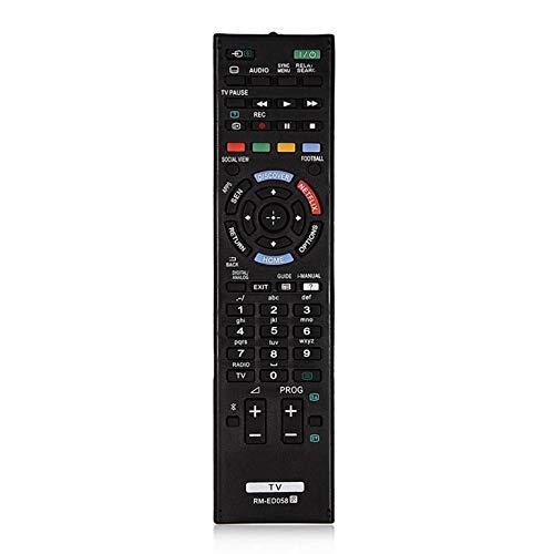Universal TV Fernbedienung für Sony RM-ED058 Haushalt TV Zubehör