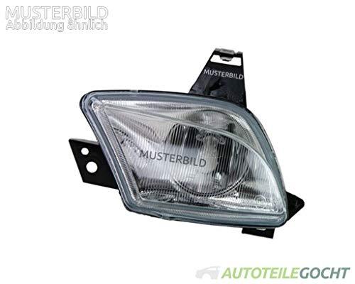 Set DEPO Nebelscheinwerfer H11 für OPEL MOKKA/MOKKA X J13 12-> von Autoteile Gocht