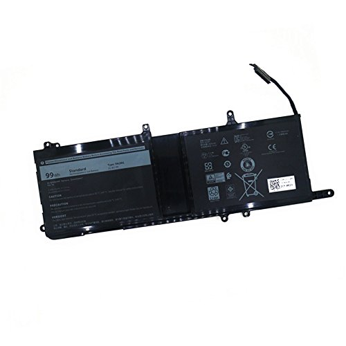 ANTIEE 11.4V 99WH 9NJM1 Laptop Batería Compatible with Dell Alienware 15 R3...