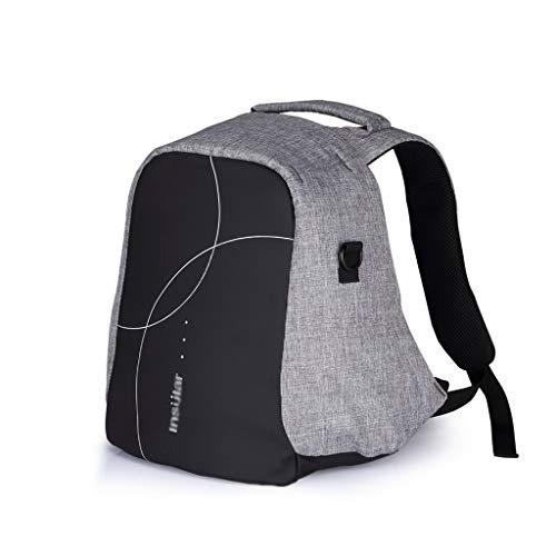 FH Outdoor-Rucksack Mit Großer Kapazität, Wasserdichte Multifunktionswindelbeutel-Rucksack-mütterlichen Und Kind-Paket, Outdoor-Reisen Für Männer Und Frauen (Farbe : C)