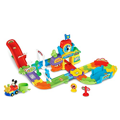 VTech Go! Go! Smart Wheels Mickey Mouse Choo-Choo Express (Frustration Free Packaging)