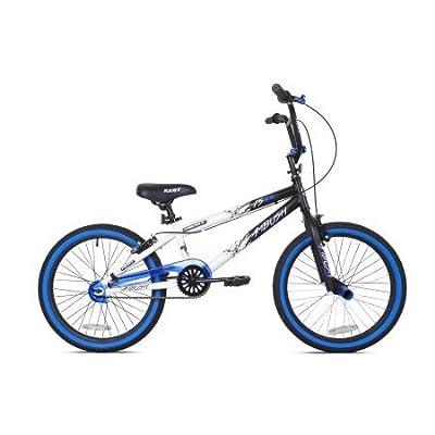 "20"" Kent Ambush Boys' BMX Bike, Blue"