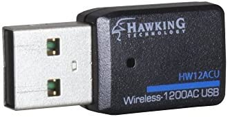 Hawking Technology Wireless AC1200 Dual Band USB Network Adapter HW12ACU product image