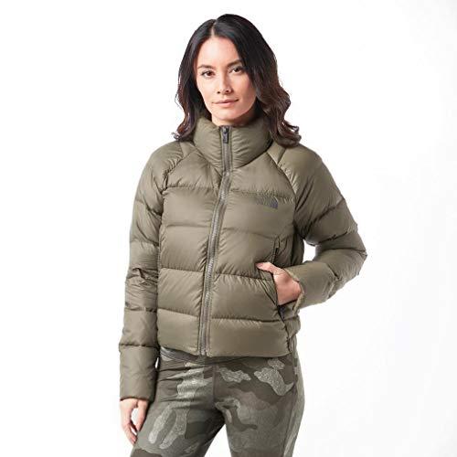 Preisvergleich Produktbild THE NORTH FACE Damen Insulated Down W Crop 550 Down Jack,  New Taupe Green,  XS,  3Y4S
