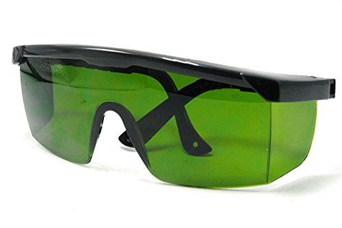 IPL 200nm-2000nm Laser Protection Goggles Protective Safety Glasses OD+4