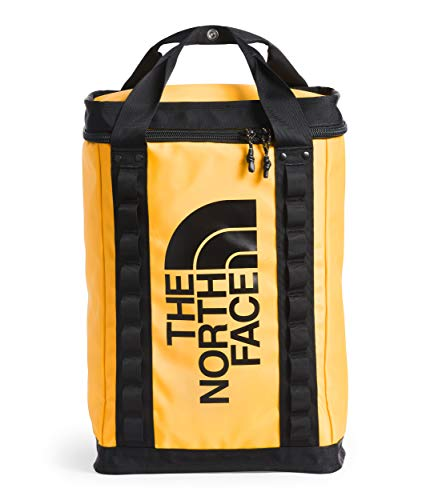 The North Face Explore Fusebox Daypack—L, Summit Gold/TNF Black, OS