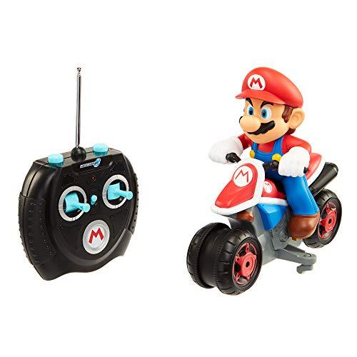 Nintendo Radio Control Motocicleta Mario Kart Vehicle