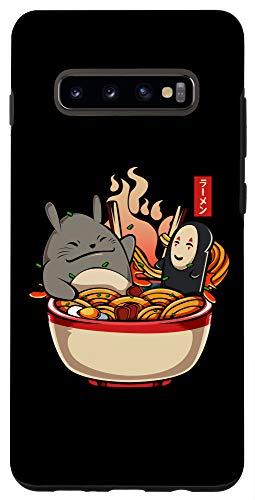 Galaxy S10+ Ramen Pool Party - Great Kawaii Japan Anime Noodles Food Case