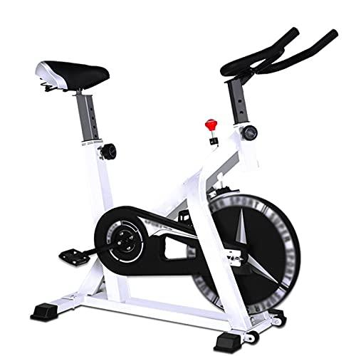 CJDM Bicicletas de Spinning para el hogar, Bicicletas estáticas silenciosas, Bicicletas estáticas para Bajar de Peso en Interiores, Bicicletas, Bicicletas estáticas, gimnasios