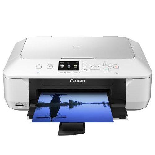 Canon PIXMA MG6450 White MFP A4 Print Copy scan to