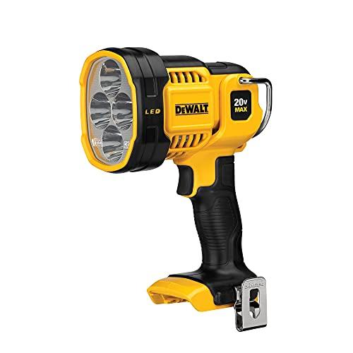 DeWALT DCL043 20V Max LED Pivoting Head Work Light $49 + Free Shipping via Amazon