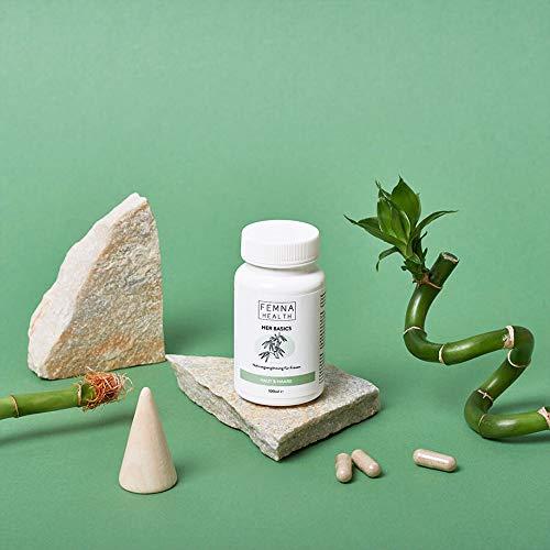 Her Basics - Nahrungsergänzung für Haut & Haare I Mikronährstoffkomplex für Haut- & Haargesundheit I FEMNA - Deine Expertin für natürliche Frauengesundheit