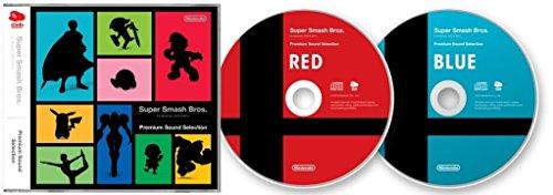 Super Smash Bros. for Nintendo 3DS & Wii U: Premium Sound Selection Soundtrack Double CD Set