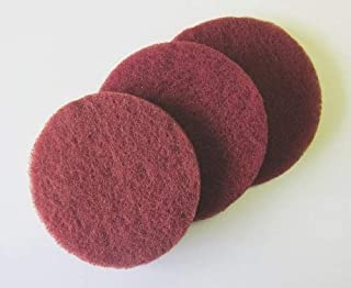 Replacement Scouring Pads for CUH Cordless Household Power Scrubber, 3-Pack