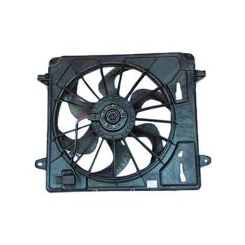Engine Cooling Fan Assembly Dorman 621-601