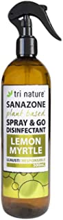Tri Nature Sanazone Lemon Myrtle Disinfectant, 500 milliliters