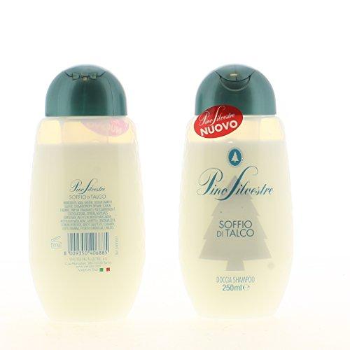 Schaumbad bagnoschiuma doccia shampoo soffio di talco 250 ml