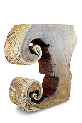 Kinaree gewaagd 100cm Suar massief houten dressoir LANTA
