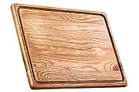 17.5インチの大型木製まな板。ギフトに最適。 19.5x13.5 In
