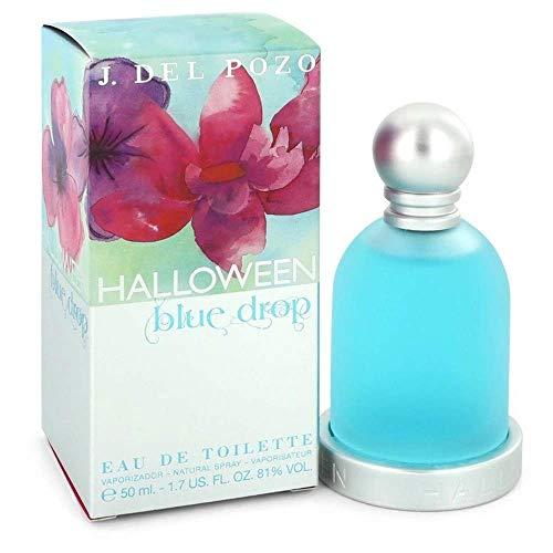Jesus del Pozo Halloween Blue Drop Eau de Toilette 50 ml Vap