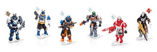 Mega Construx Destiny Guardians Bundle Playset, Multicolor