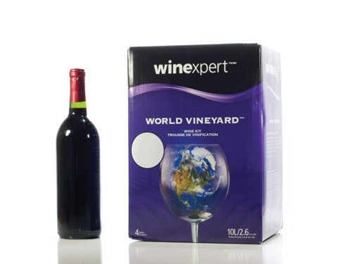 Wine Expert World Vineyard California Pinot Noir