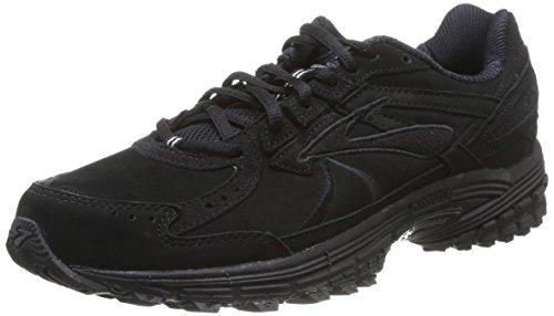 Brooks Adrenaline Walker 3, Chaussures de Marche Nordique Homme, Noir (Black 001), 40 EU