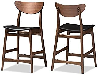 Best pvc leather effect bar stool Reviews
