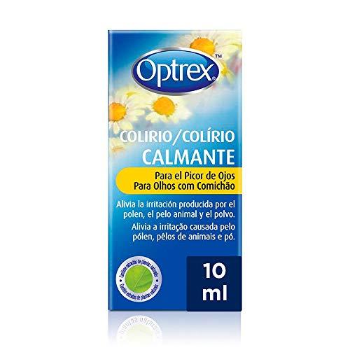 Optrex Colirio Calmante Para El Picor De Ojos