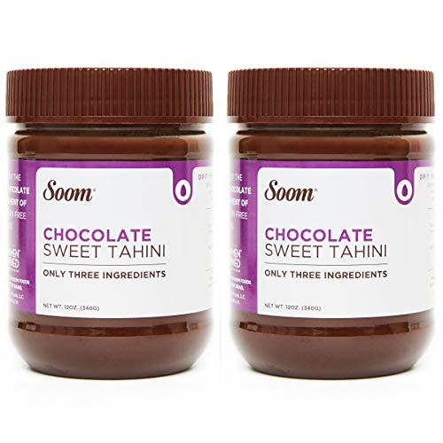 Soom Foods Chocolate Tahini Halva Spread