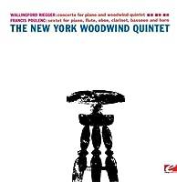 Poulenc: Sextet for Piano & Wind Quintet Op. 100-R
