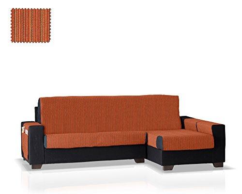 JM Textil Salvadivano per Chaise Longue Rino, bracciolo Destro, Dimensione Standard (243 Cm.), Colore 09 (Vari Colori Disponibili)