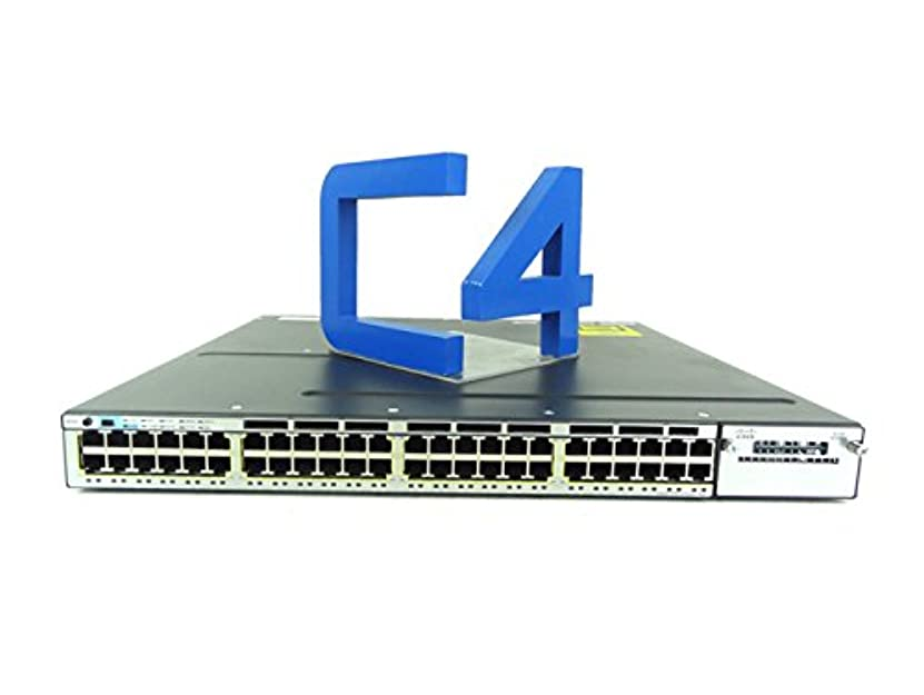 倫理的早く石Cisco Catalyst 3750X-48PF-S