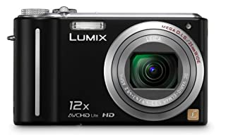 Panasonic Lumix DMC-ZS3 10.1 MP Digital Camera with 12x Wide Angle MEGA Optical Image Stabilized Zoom and 3 inch LCD (Black) (B001QFZMCO) | Amazon price tracker / tracking, Amazon price history charts, Amazon price watches, Amazon price drop alerts