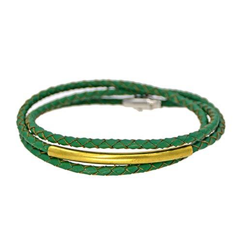 BSNOVT 1 peça 0,3 cm pulseira masculina torcida trançada multicolorida masculina maré feminina moda corda de couro acessórios corda corda de mão #EZ315 2