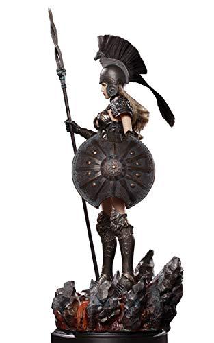 Clicked 1/6 Action-Figur Modell, 12 Zoll DIE-CAST Alloy Pantheon - Hades/Goddess of Underworld Modell Spielzeug Figuren