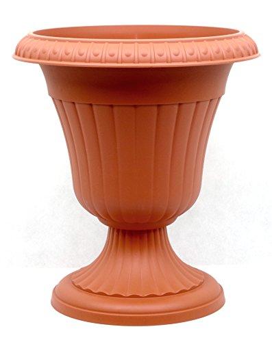 Pflanzkübel Blumenspindel Pflanzschale Milano ∅37cm Terracotta