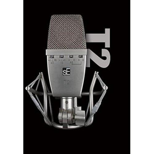 SE Electronics T2 micrófono de condensador de titanio.