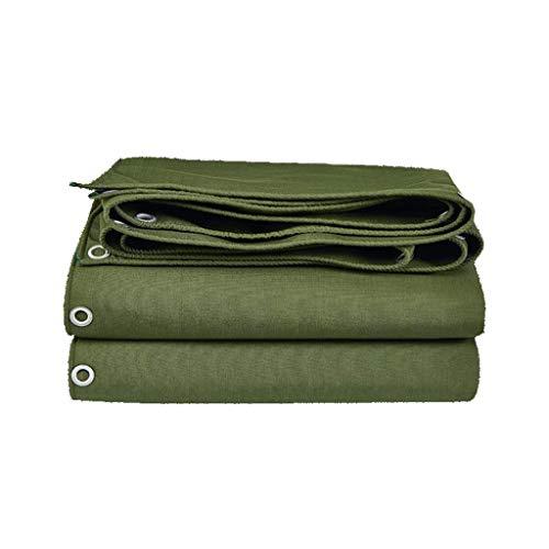 NEVY-zeildoek groen met lijm waterdichte schaduw outdoor truck siliconen doek