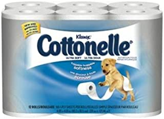 dog bum toilet roll holder