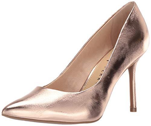 Katy Perry Women's The Sissy Pump, rose gold, 8.5 Medium US