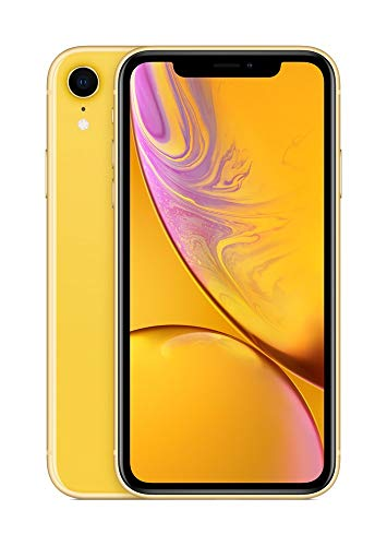 Apple iPhone XR (64GB) - Yellow 1