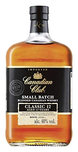 Canadian Club Classic Whisky 12 Jahre 1,0l