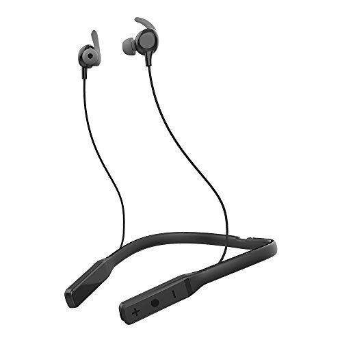 Woxter Airbeat ANC - Auriculares inalámbricos, CANCELACIÓN DE RUIDO ACTIVA, INMERSIVOS, Bluetooth, Batería, Botones de control, Función manos libres, color negro