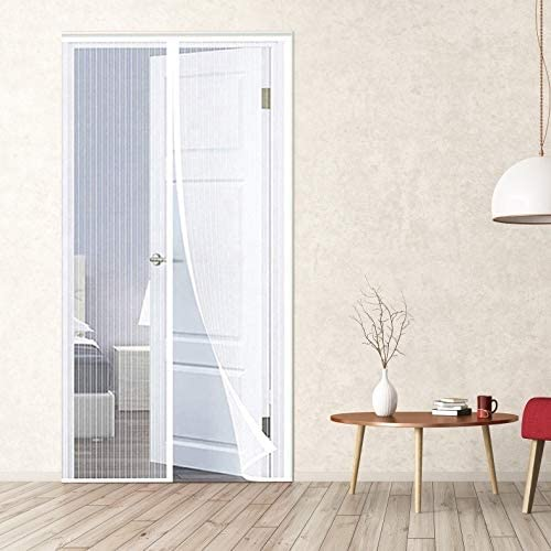 HAODELE In stock Magnetic Screen Door Tulsa Mall 190x230cm to Install Easy Mosquito