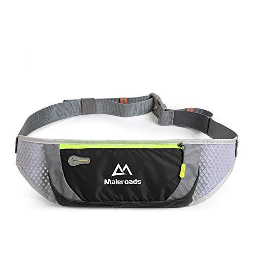 LNLZsport im Freien Laufen Taille Tasche Ultra Light atmungsaktive Handy - Marathon - Rennen,schwarz,y02