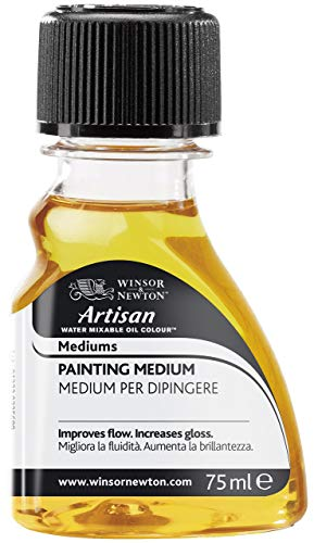Winsor and Newton Artisan Water Mixable Painting Medium - 75ml